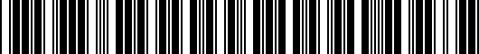Barcode for 1C08584616TP