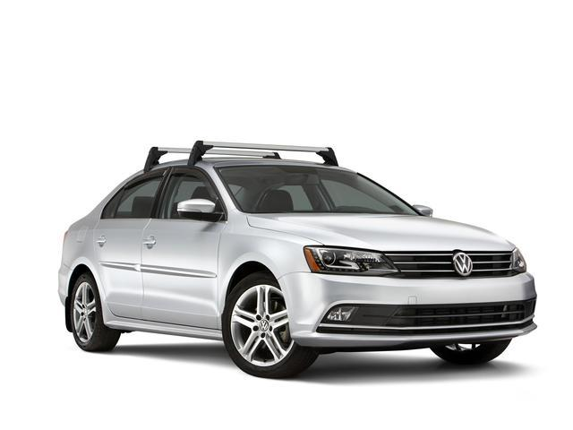 Diagram Base Carrier Bars - Black/Silver (5C6071126) for your Volkswagen