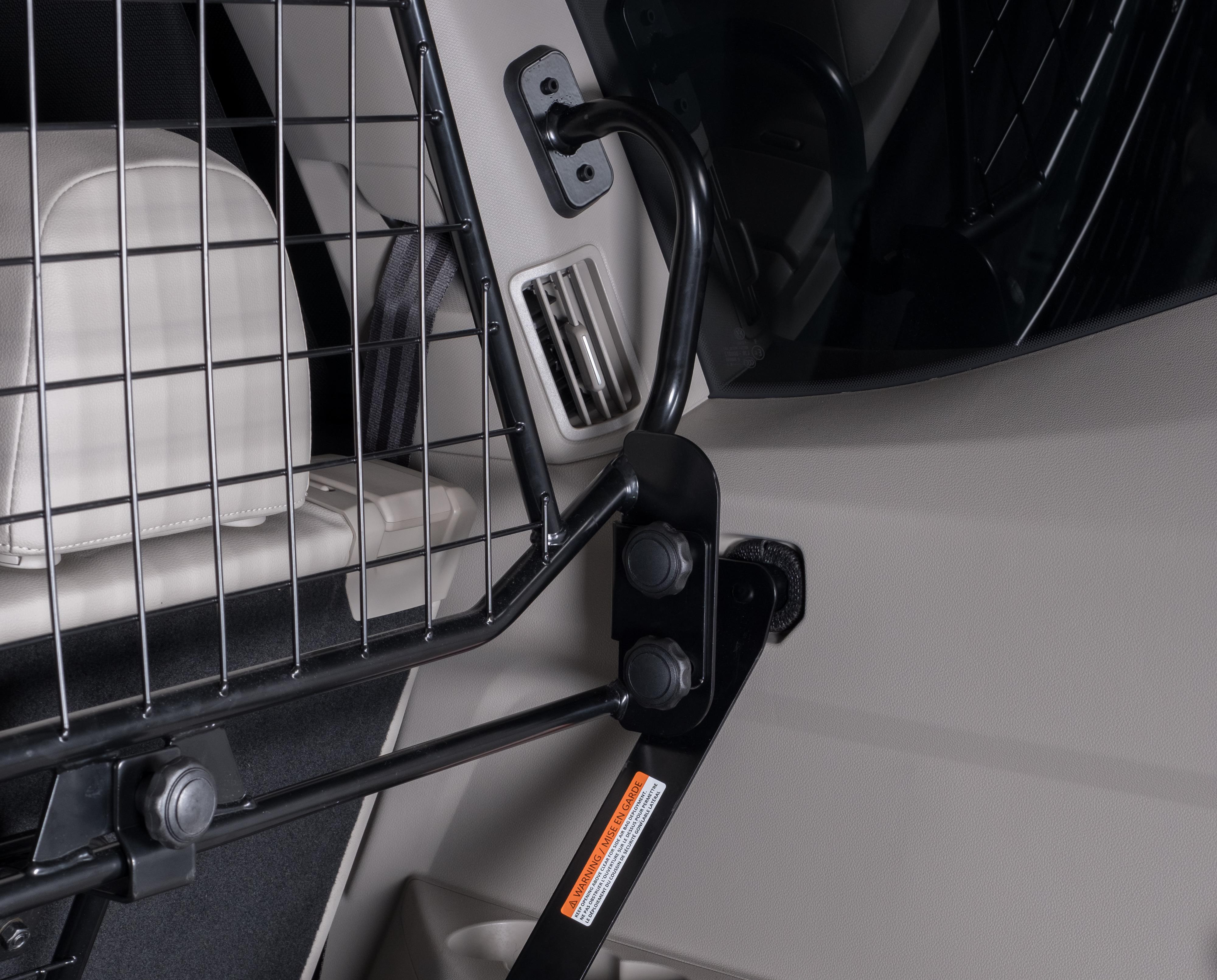 Volkswagen Atlas Cargo Divider (Lower) Captain Chairs. cargo, divider, partition, cage ...