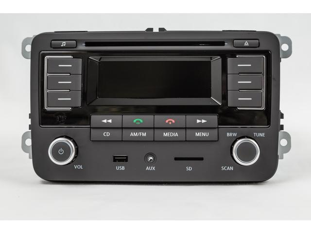 Diagram RMT 300 MP3 Bluetooth Radio (6Q0051228F) for your 2006 Volkswagen Jetta GLI