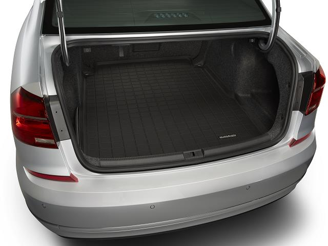 Diagram MuddyBuddy™ - Trunk Liner - Black (561061161) for your Volkswagen