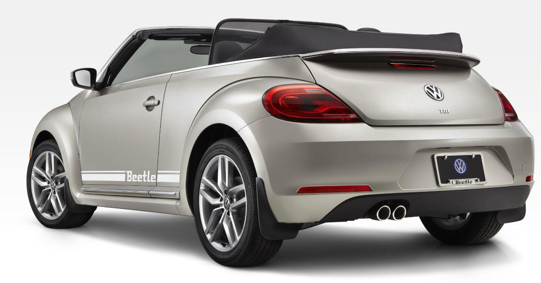 Volkswagen Beetle Splash Guards (Rear) - Black. Splash, guard, extension, mud, flap, road ...