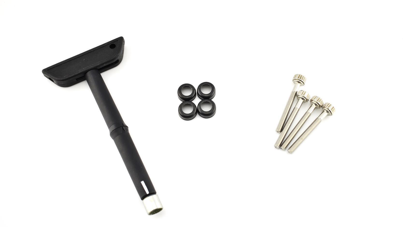 Volkswagen Tiguan Limited Replacement Screw Set For Base