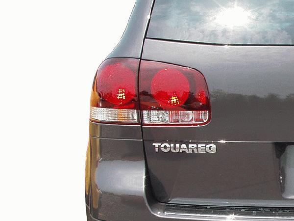 Diagram Tail Lamp - Darkened (Driver side outer lens) - Tinted (7L6945095N) for your Volkswagen Touareg