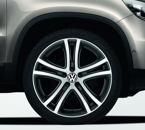 Volkswagen Tiguan 19 Savannah Wheel Wheels Alloy Wheel