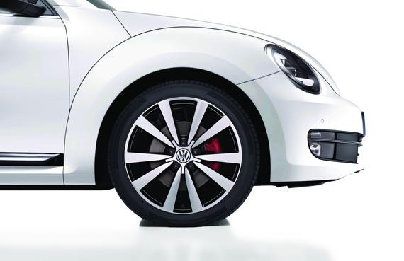 2016 Volkswagen Passat 19 Tornado Wheel C6h Silver W