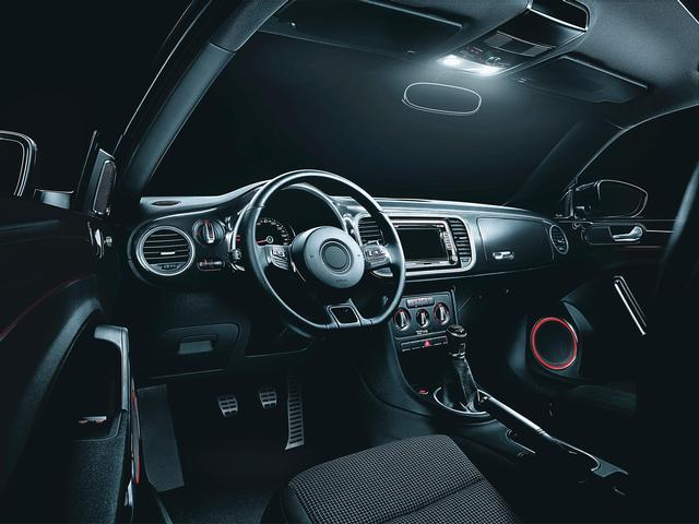 Diagram Interior LED Kit (5K0052122) for your 2001 Volkswagen Golf