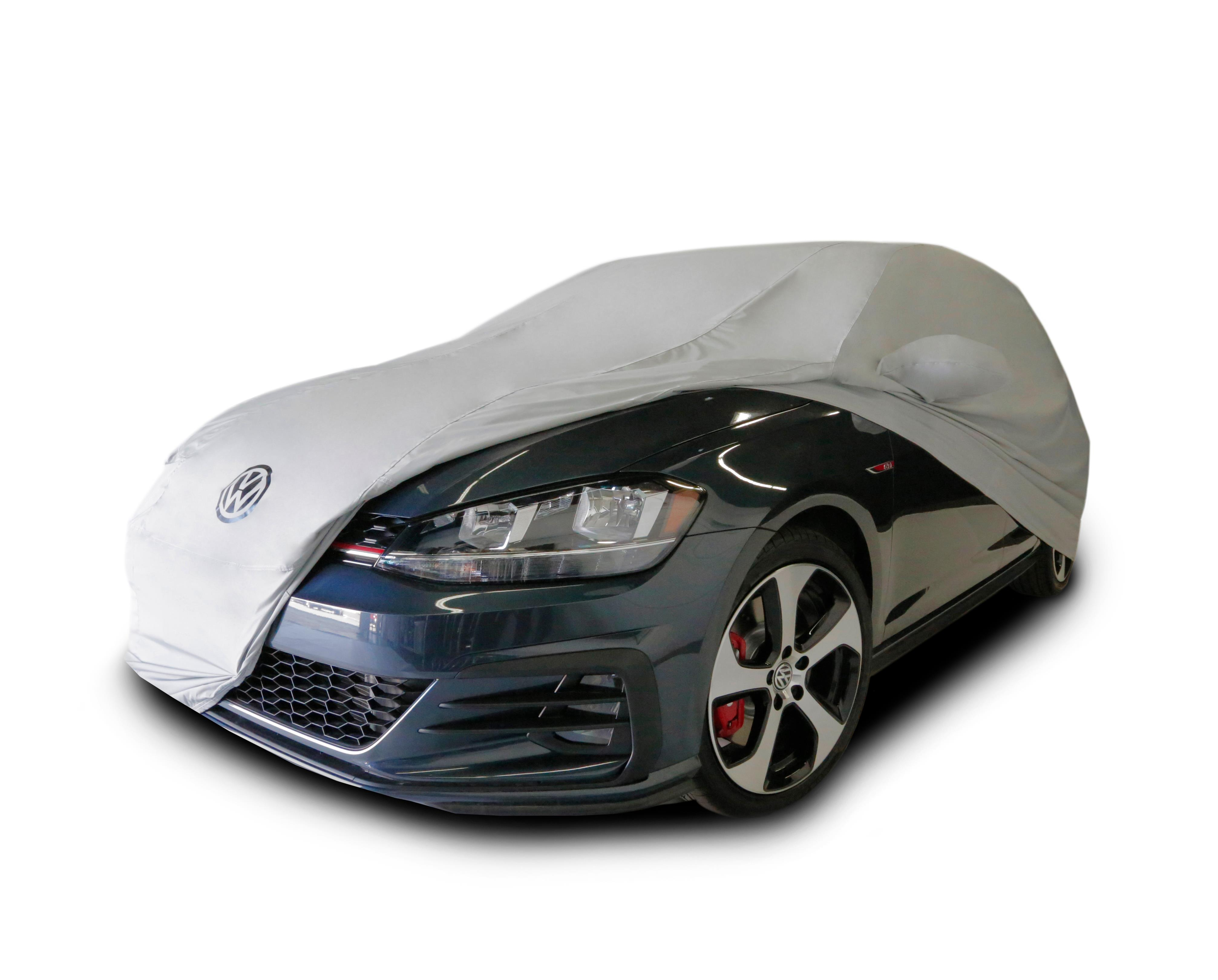 2018 Volkswagen Gti Car Cover Stormproof With Rear Roof