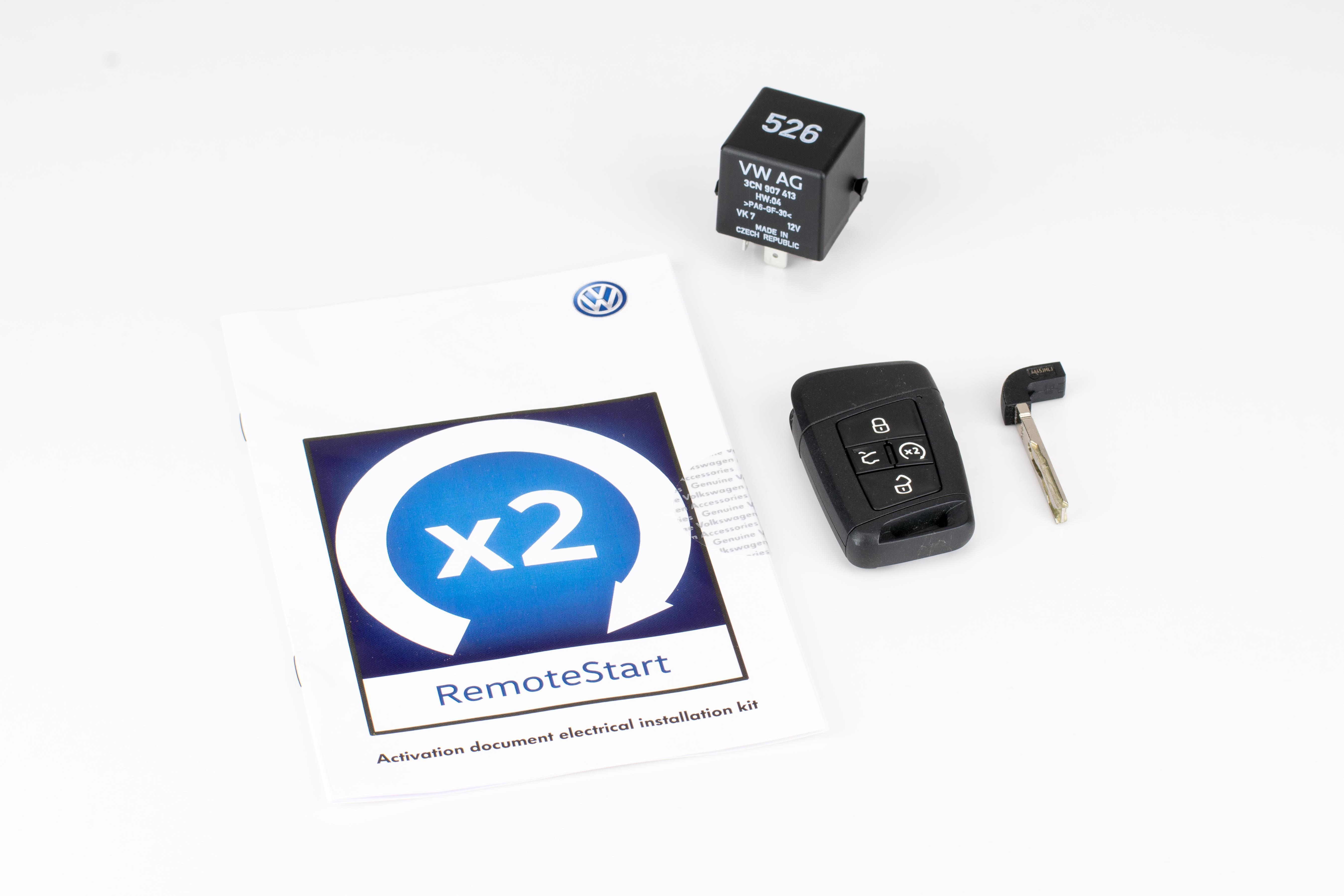 Volkswagen Remote Starter Diagram : Volkswagen tiguan remote start kit complete valet