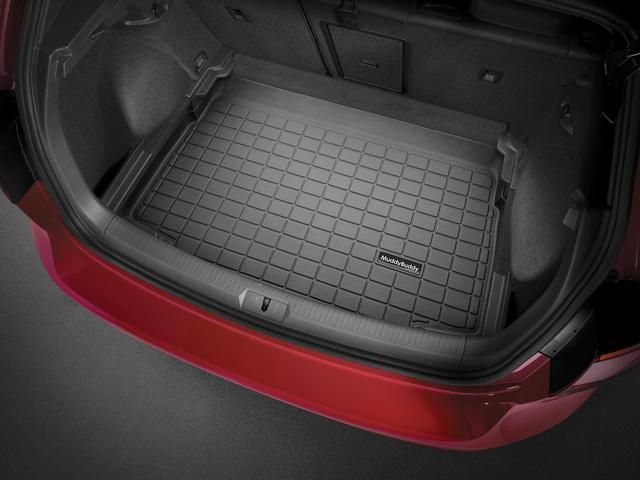 Diagram MuddyBuddy™ - Trunk Liner - Black (5G9061161A) for your 2015 Volkswagen SportWagen