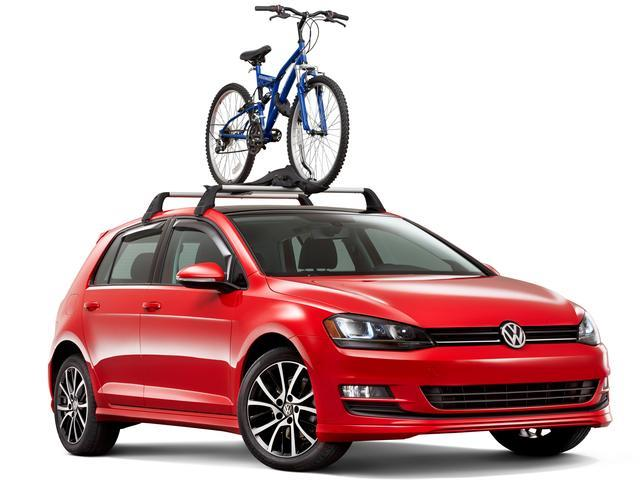 Diagram Base Racks and Bike Holder Attachment - 4dr (NPN071041) for your 2017 Volkswagen Passat