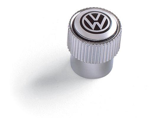 Diagram Valve Stem Caps - Black on Silver (ZVW355005A) for your 2019 Volkswagen Golf