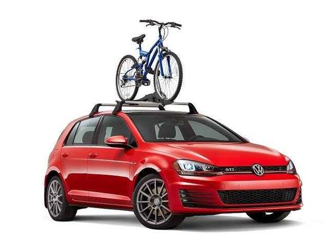 Diagram Base Racks and Bike Holder Attachment - 2dr (NPN071038) for your 2013 Volkswagen GTI