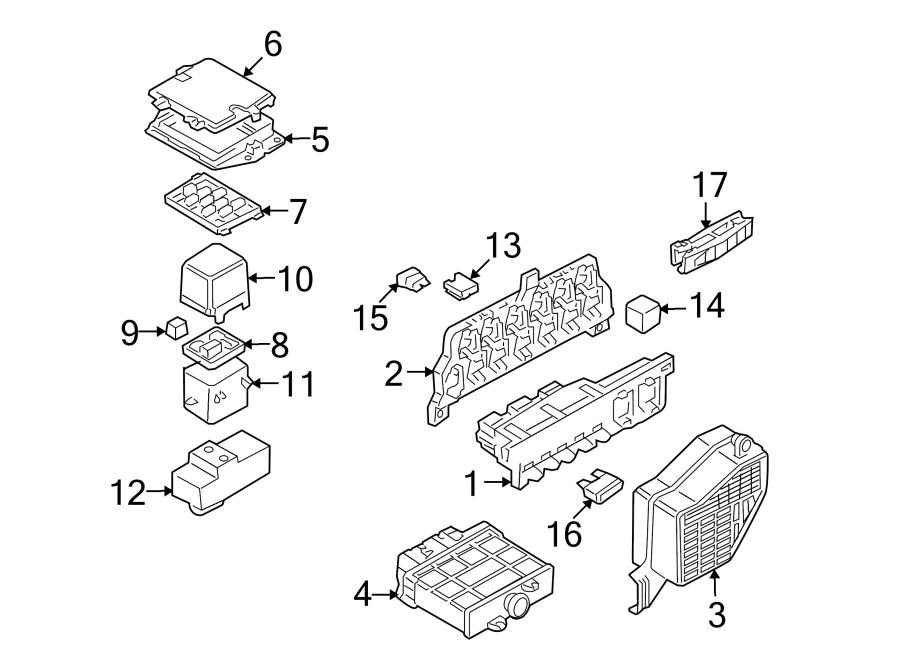 2010 volkswagen fuse box cover lower convertible. Black Bedroom Furniture Sets. Home Design Ideas