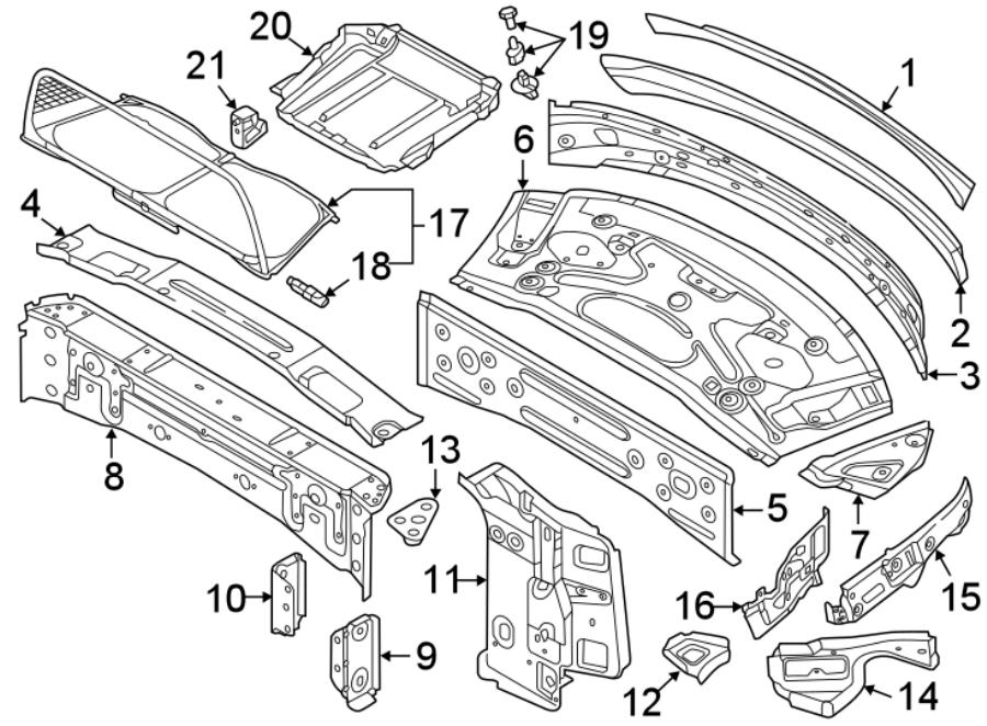 volkswagen beetle mount bracket  convertible  - 5c3862953f