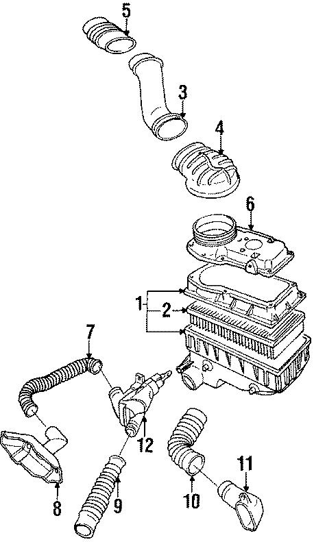 049133471l - Mass Air Flow Sensor  Valve  Engine