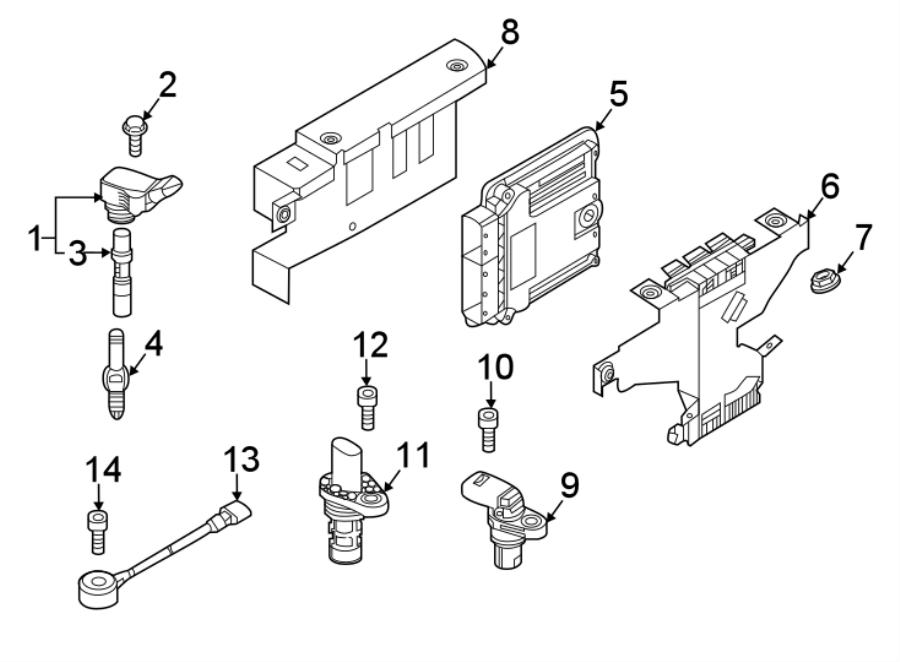 06k905601k - spark plug  2 0 liter  2 0 liter  ignition  system