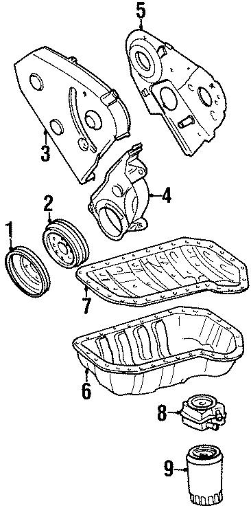 2002 Volkswagen Passat Engine Oil Filter  Engine Oil
