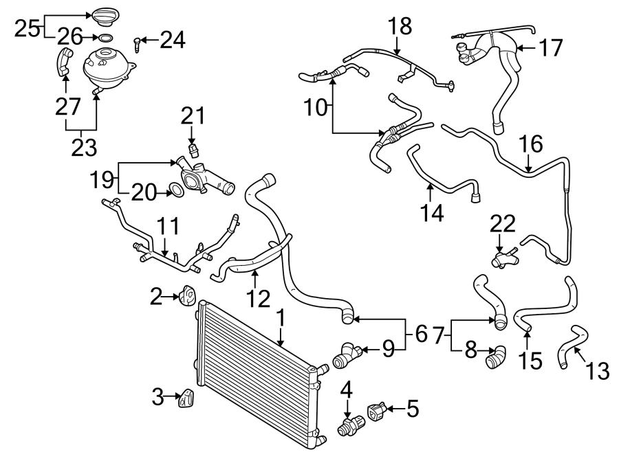 33 2004 Jetta Parts Diagram