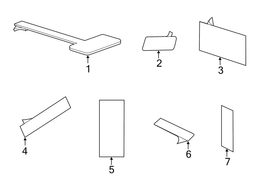 volkswagen routan engine decal belt routing info. Black Bedroom Furniture Sets. Home Design Ideas