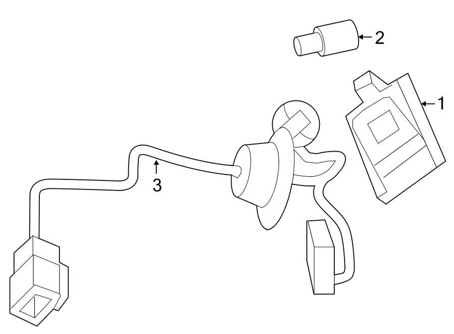 2012 volkswagen passat license plate light bulb lmp. Black Bedroom Furniture Sets. Home Design Ideas