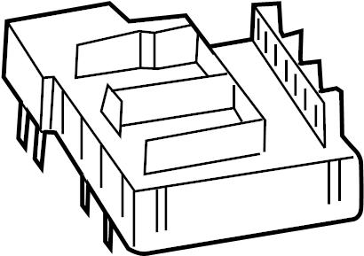 2012 volkswagen touareg fuse box holder engine. Black Bedroom Furniture Sets. Home Design Ideas