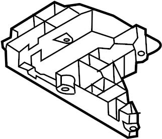 2015 volkswagen touareg engine oil pan baffle  engine oil