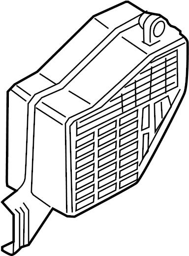 2005 volkswagen beetle gls hatchback 1 8l a  t fuse box