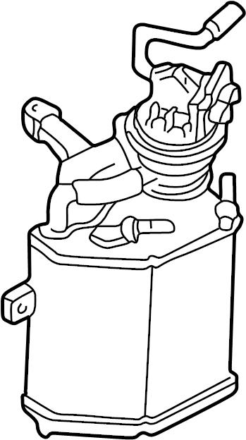 1c0201797n Evapcanist Vapor Canister Liter Emission