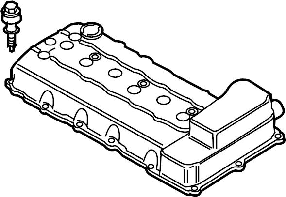 2002 2009 Chevrolet Trailblazer L6 4 2l Serpentine Belt Diagram in addition 51627 Need Help Evap System also 116090 2004 Flickering Lights Cylinder 5 Misfire as well P0351 besides 3 6 V 6 Firing Order. on passat spark plug diagram