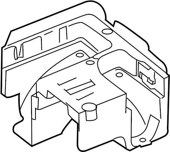2007 Vw Rabbit Engine Compartment Fuse Diagram