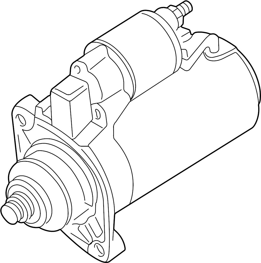 2004 Volkswagen Passat W8 Sedan 4 0l 8 Cylinder M  T Awd