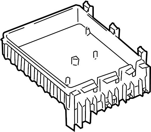 2008 volkswagen passat fuse relay box plate and 2008 hyundai santa fe fuse box diagram