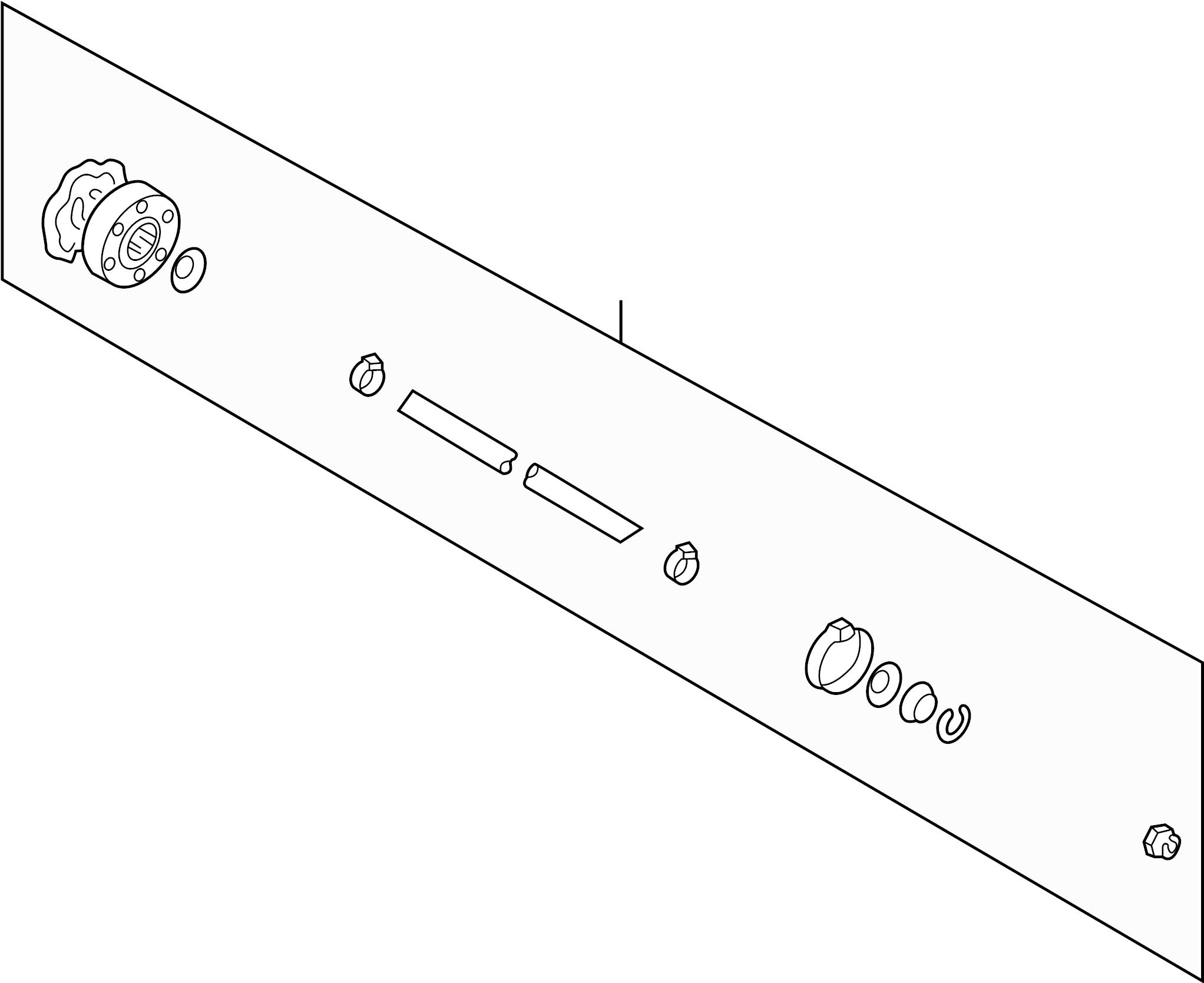 1j0407271mr - cv axle assembly