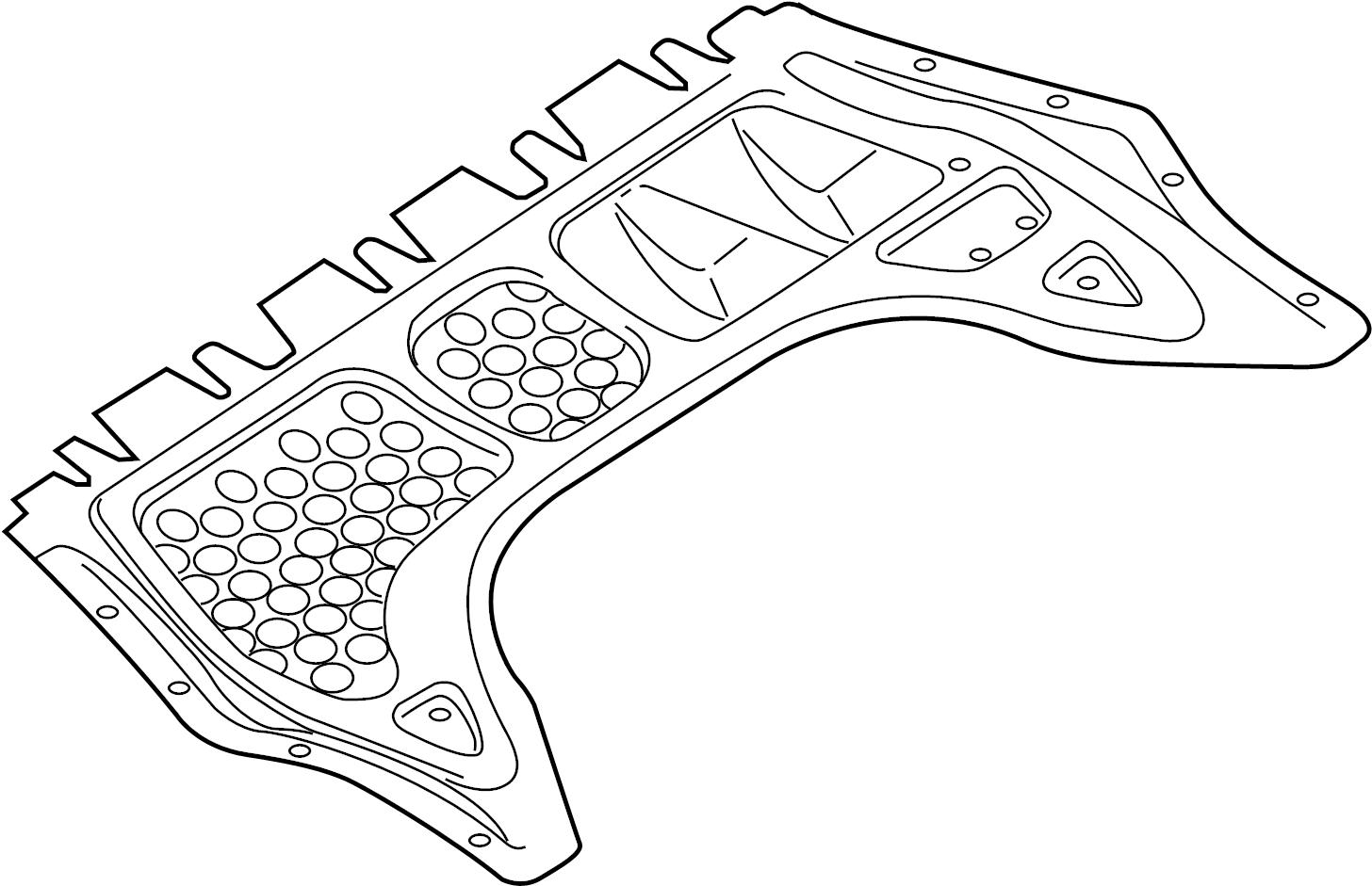 2012 Volkswagen Sportwagen Shield Liter Engine Wdiesel