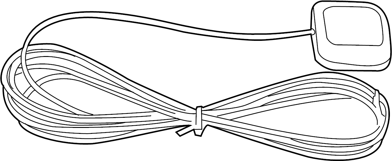 volkswagen beetle antenna  antenna assy  roofaerial
