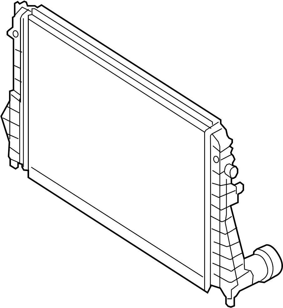 5k0121251s - radiator  cooling  make  system