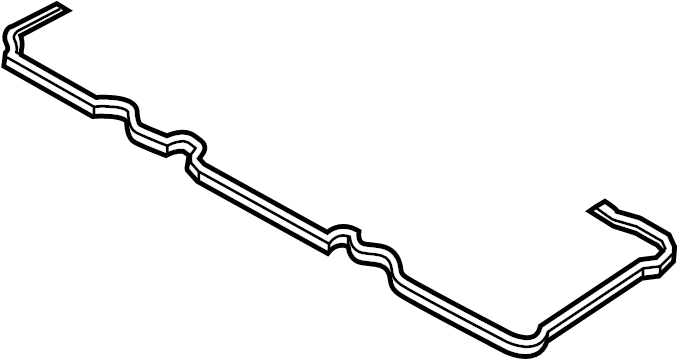 2015 volkswagen jetta gasket  valve cover gasket  part