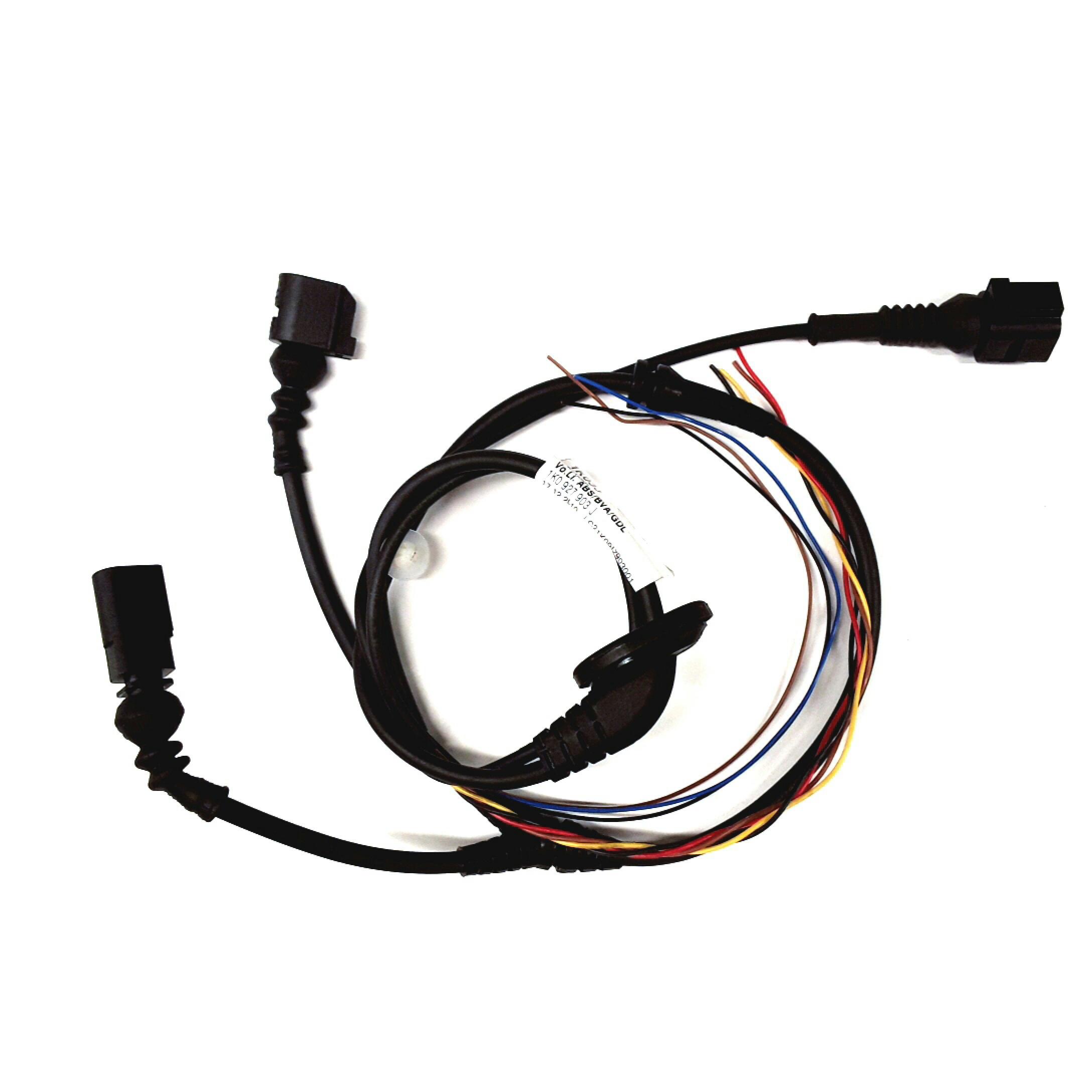 Wiring Harness For Volkswagen Jetta : Volkswagen jetta abs sensor wire harness headlamps