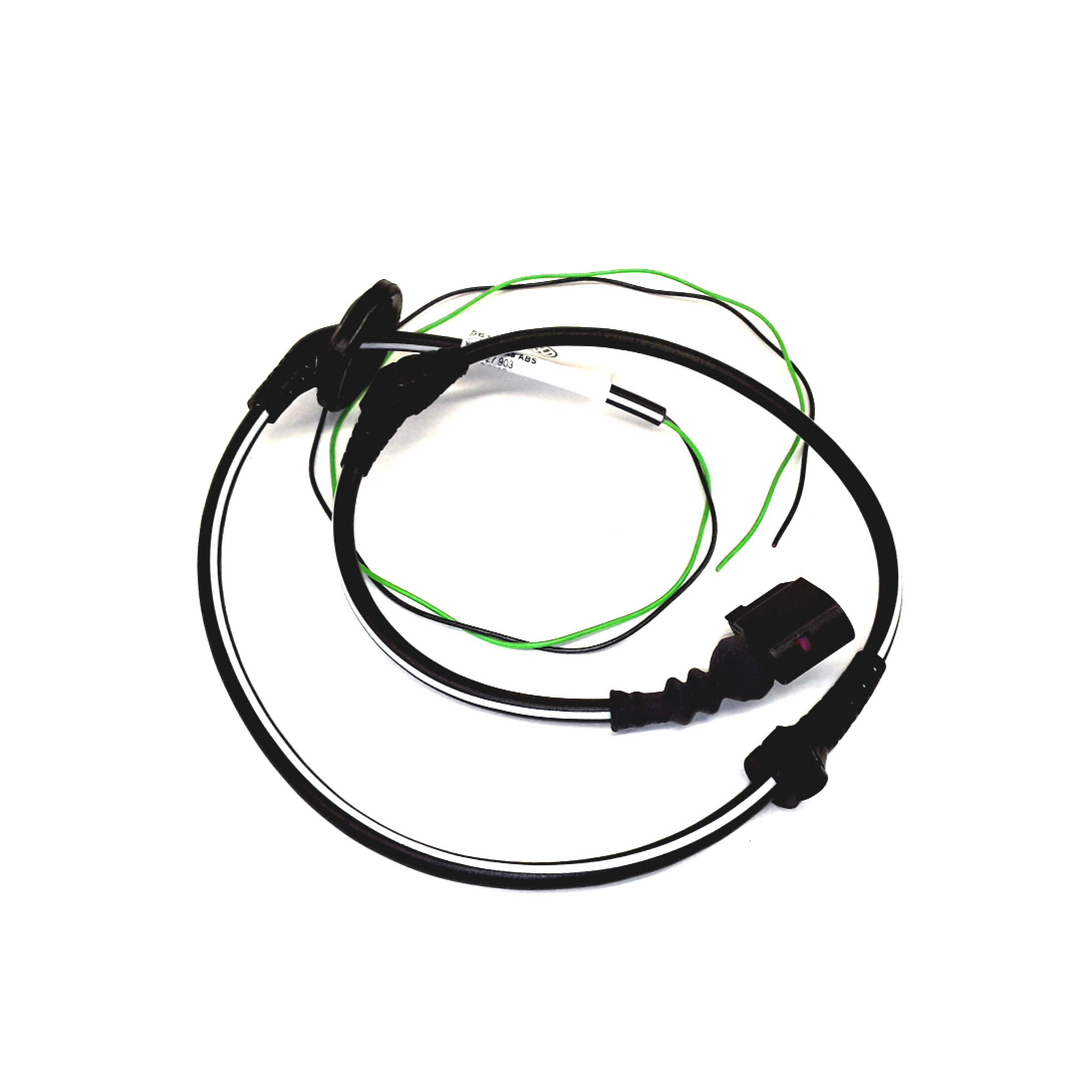volkswagen jetta abs sensor wire  abs wheel speed sensor