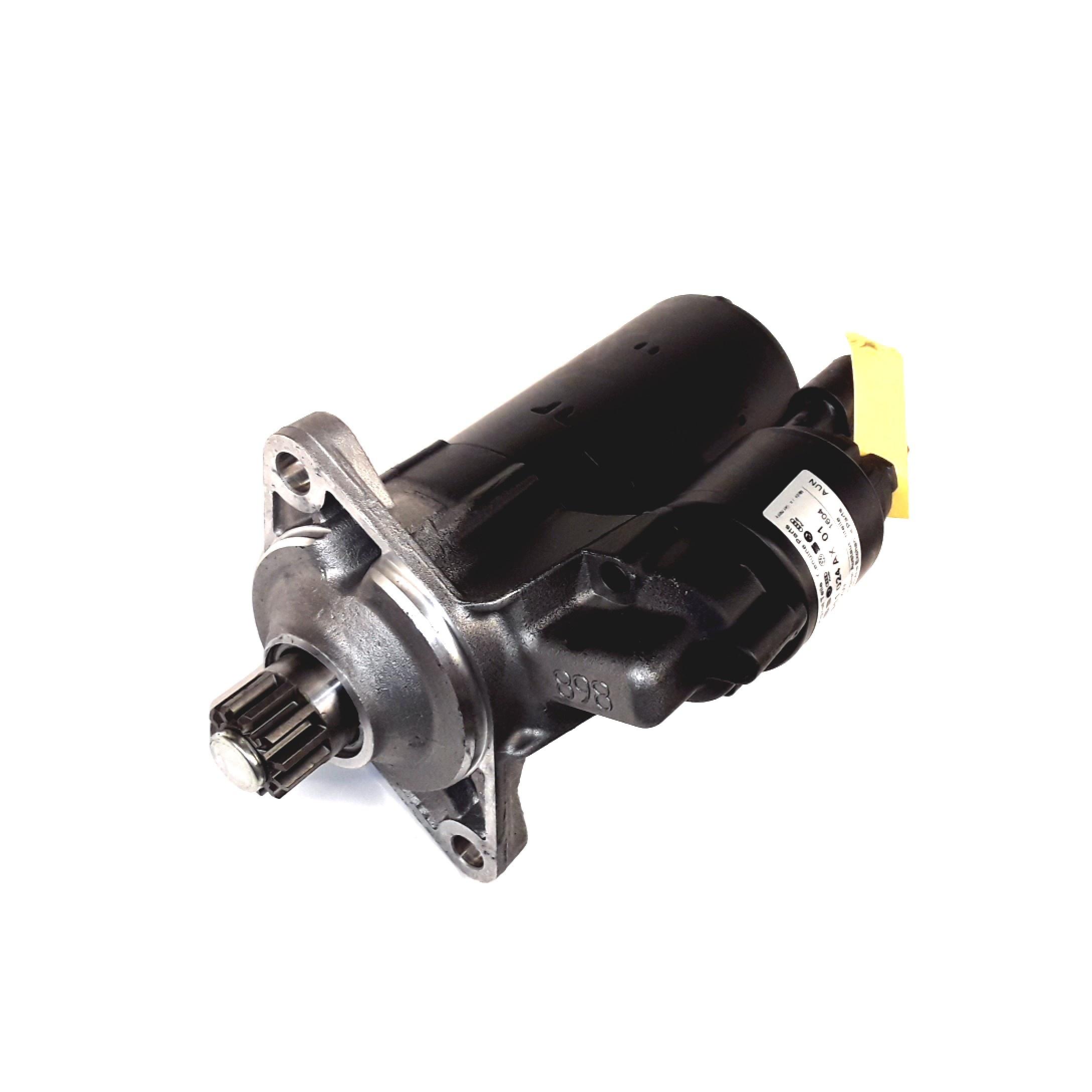 Vw Beetle Motor Parts: 2015 Volkswagen Beetle Convertible Starter Motor. 1.1 Kw
