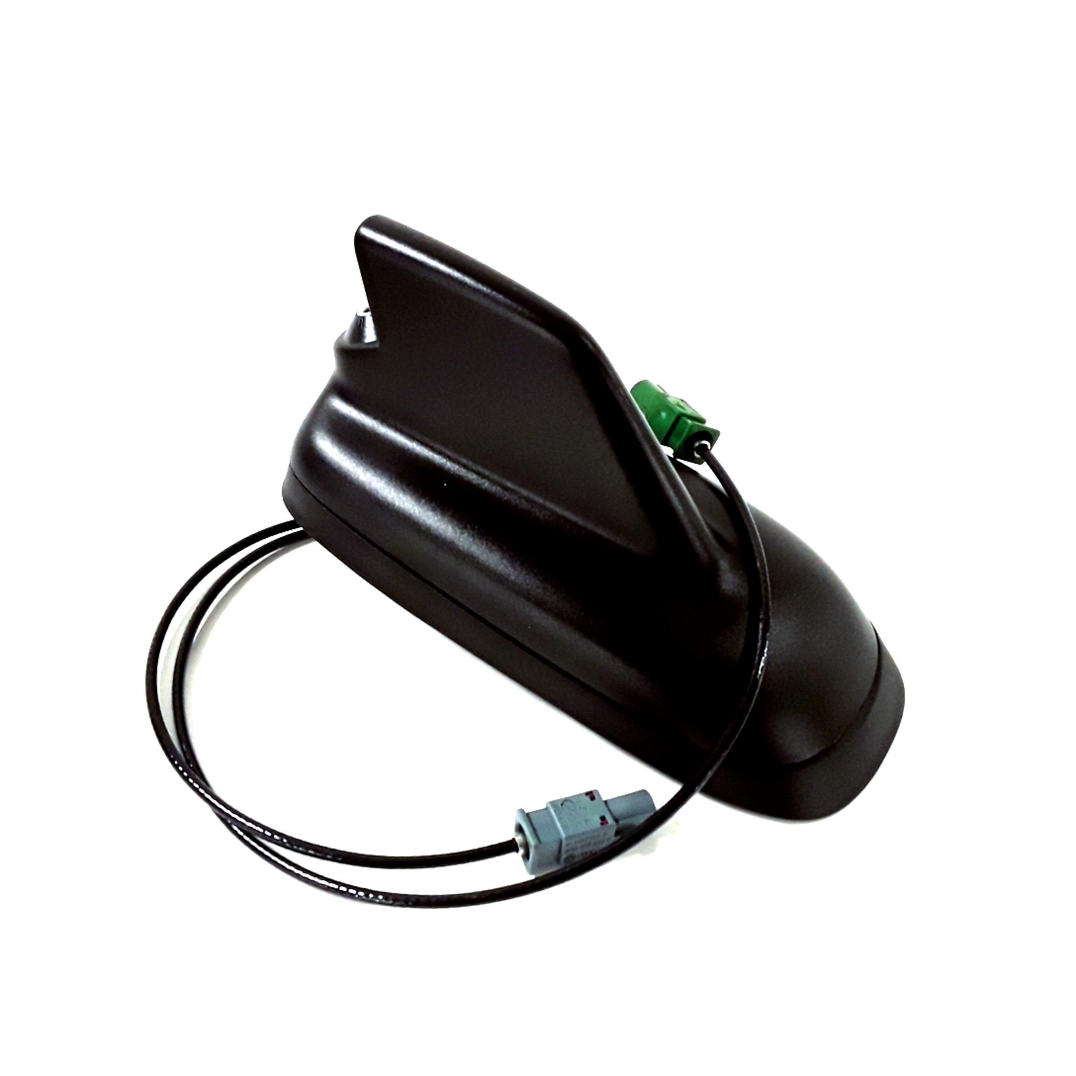 2011 volkswagen tiguan base gps antenna assembly. Black Bedroom Furniture Sets. Home Design Ideas
