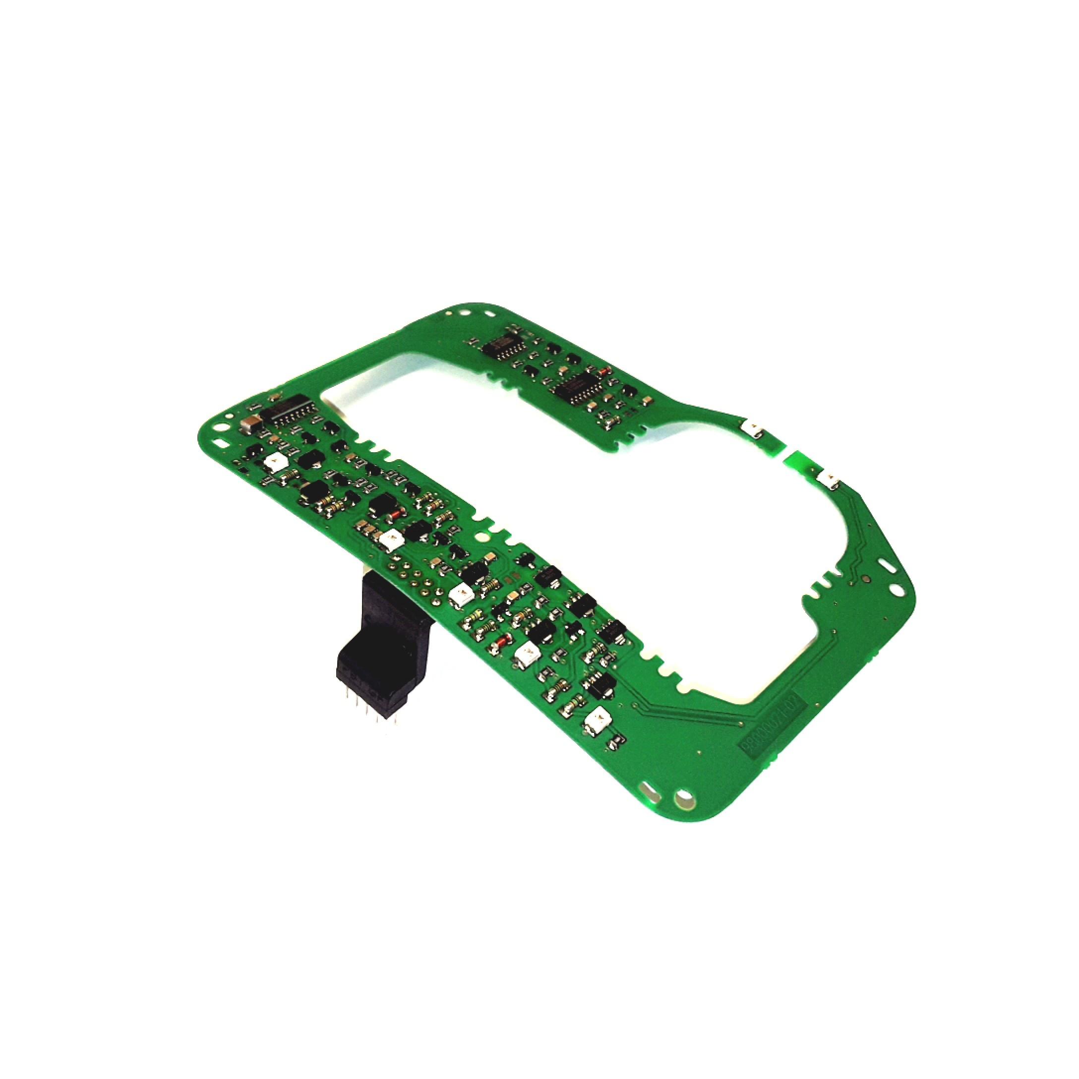 7l6713243d - Circuit Board  Print Circ  Shifter And Components