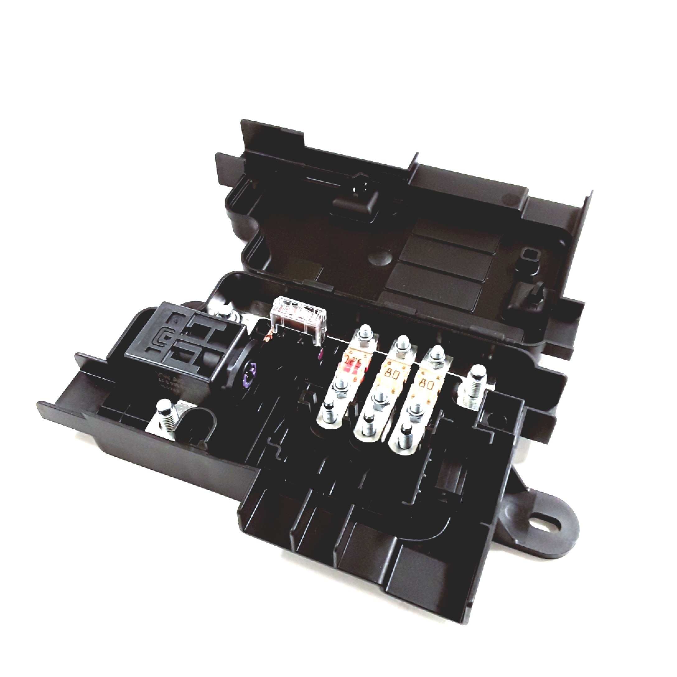 2018 Volkswagen Passat Fuse Box  Battery Protection  3 6