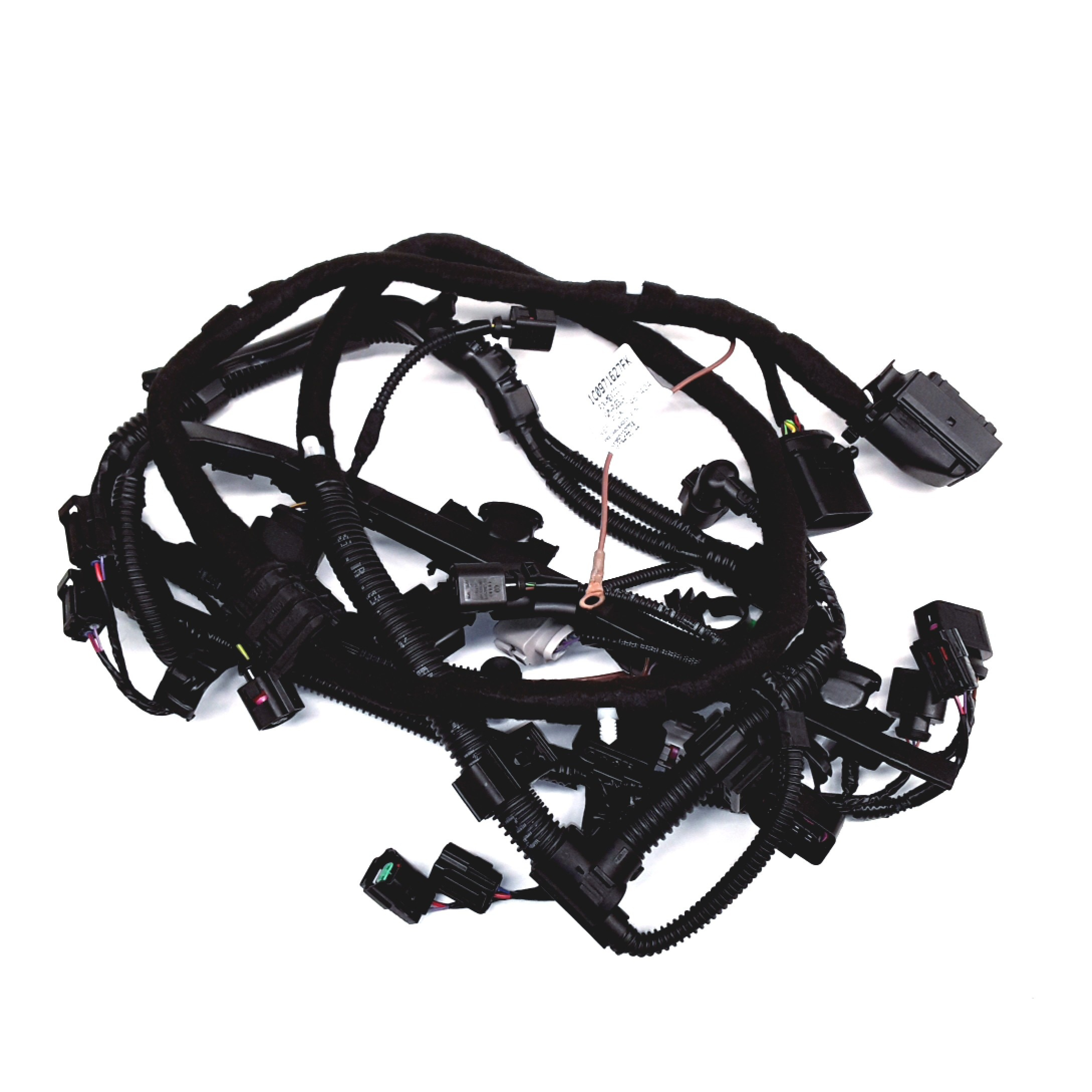 Vw Beetle Engine Wiring Harness : Volkswagen beetle convertible engine harness liter