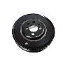 Engine Crankshaft Pulley image for your 1997 Volkswagen Golf GTI Hatchback