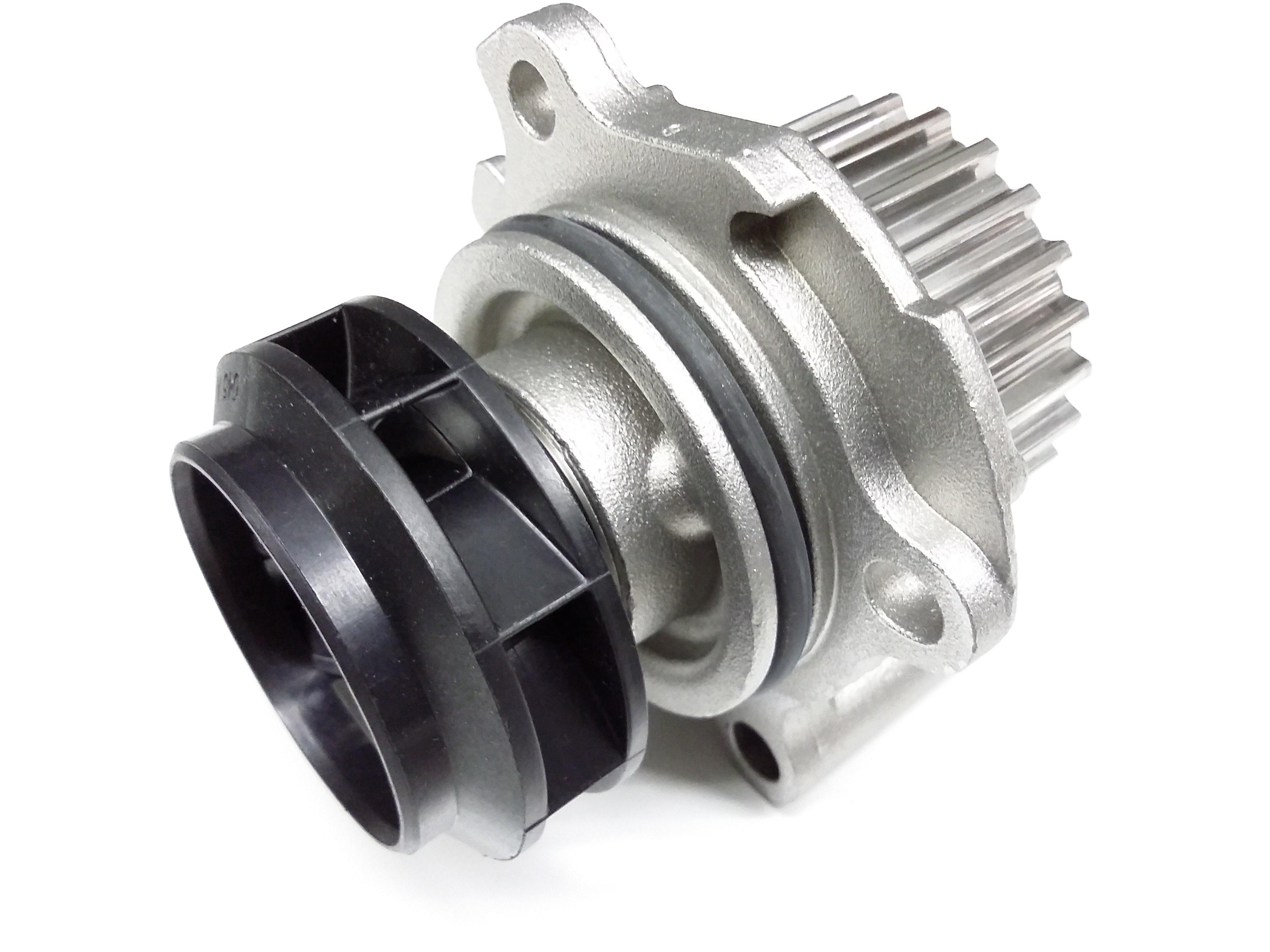 2000 Volkswagen Jetta GLS 2.0L A/T Engine Water Pump ...